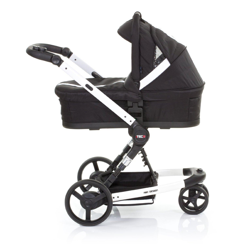 abc design 3 tec im vergleich mitwachsender kinderwagen. Black Bedroom Furniture Sets. Home Design Ideas