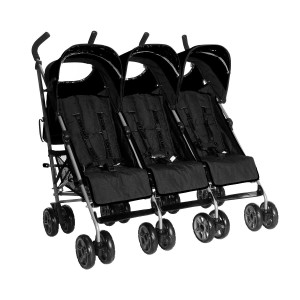 Drillings Kinderwagen mit Gurt