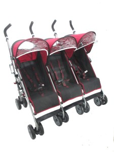 Drllings Kinderwagen Test