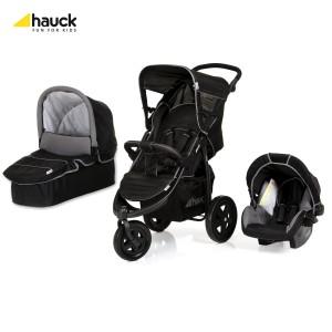 Hauck Kinderwagen Test Viper Trioset
