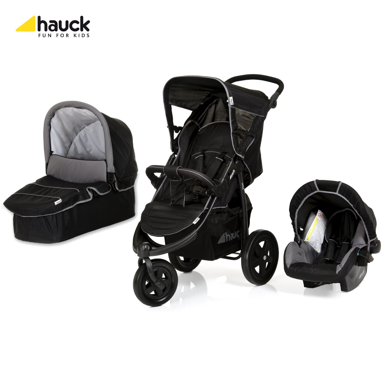 hauck kinderwagen vergleich kombikinderwagen buggys im. Black Bedroom Furniture Sets. Home Design Ideas