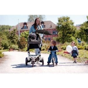Jogger Kinderwagen für die Familie