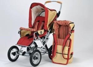 Naturkind Kinderwagen ohne Schadstoffe