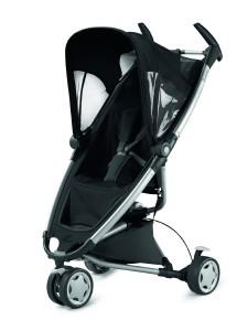 Quinny Zapp Dreirad Kinderwagen Test