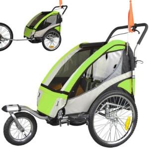 Joggerkinderwagen für Fahrradanhänger