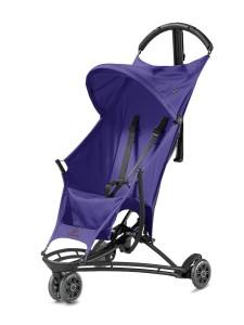Quinny Yezz stroller-Grey road