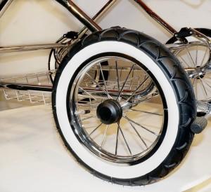 Sandmännchen KInderwagen Räder