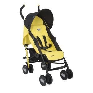 chicco echo kinderwagen gelb