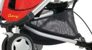 Einkaufskorb für Kinderwagen quinny zapp