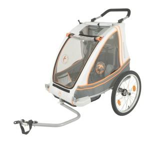 Kinderwagen für Fahrrad
