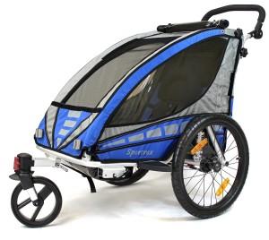 Kinderwagen für Fahrradanhänger