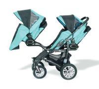 Kinderwagen für ein zweites Kind