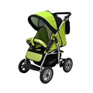 Kinderwagen für sportliche Eltern