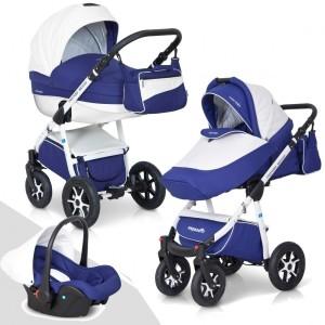 Kinderwagen mit Autositz im Test