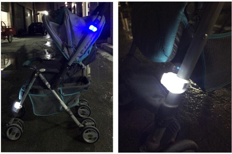 kinderwagen mit led beleuchtung vergleich sicherheitslicht. Black Bedroom Furniture Sets. Home Design Ideas
