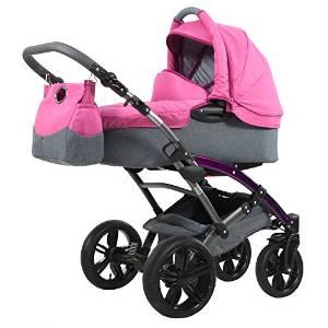 kinderwagen in pink vergleich hochaktuell f r m dchen. Black Bedroom Furniture Sets. Home Design Ideas