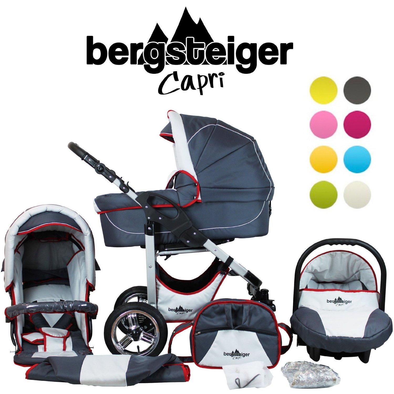 kinderwagen mit babyschale praktisch und sicher unterwegs. Black Bedroom Furniture Sets. Home Design Ideas