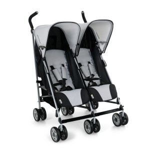 hauck kinderwagen duo 11 grey