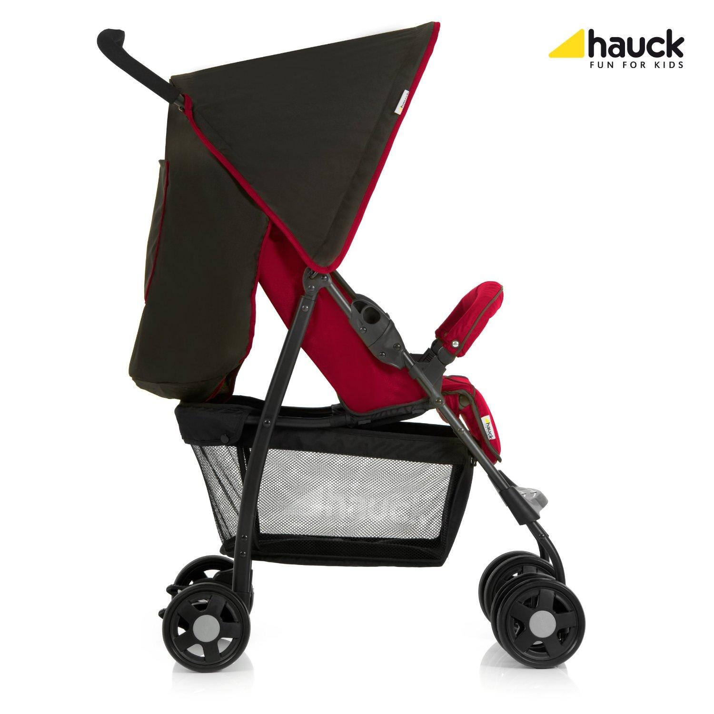 hauck sport moonlight rot kinderwagen test. Black Bedroom Furniture Sets. Home Design Ideas