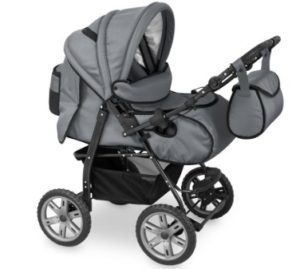 Warum mag das Baby den Kinderwagen nicht