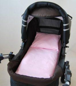 Welche Ausstattung braucht der Kinderwagen